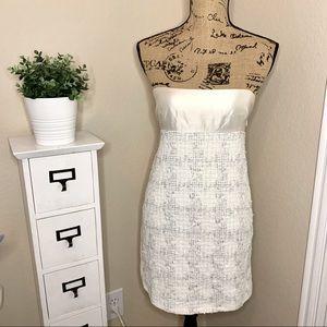 Jenni Kayne Strapless Off White Dress